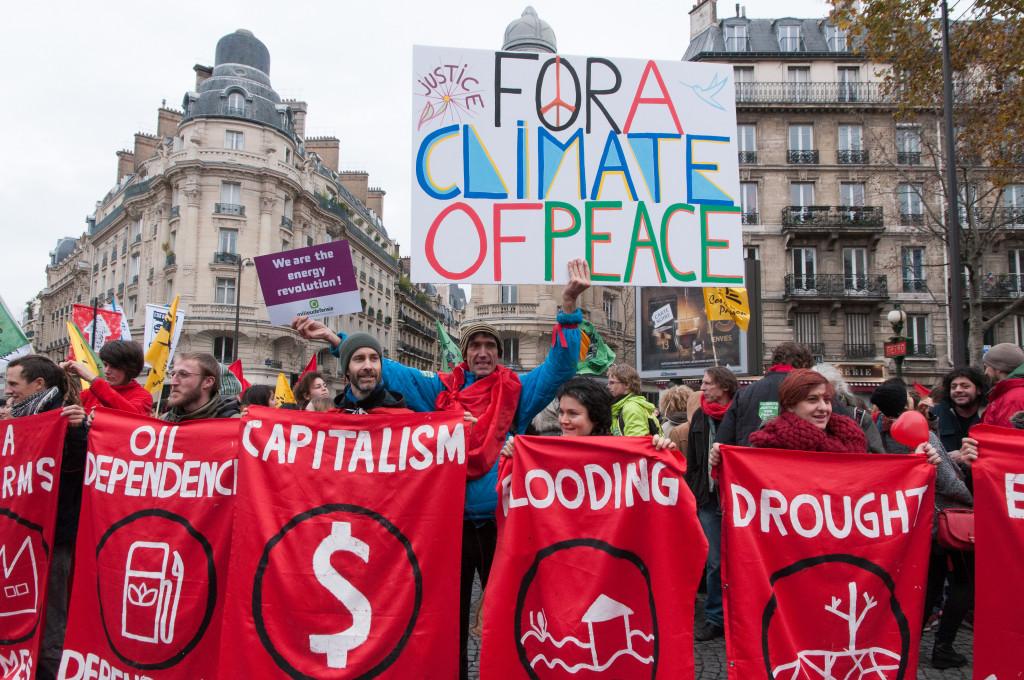 climate fo peace