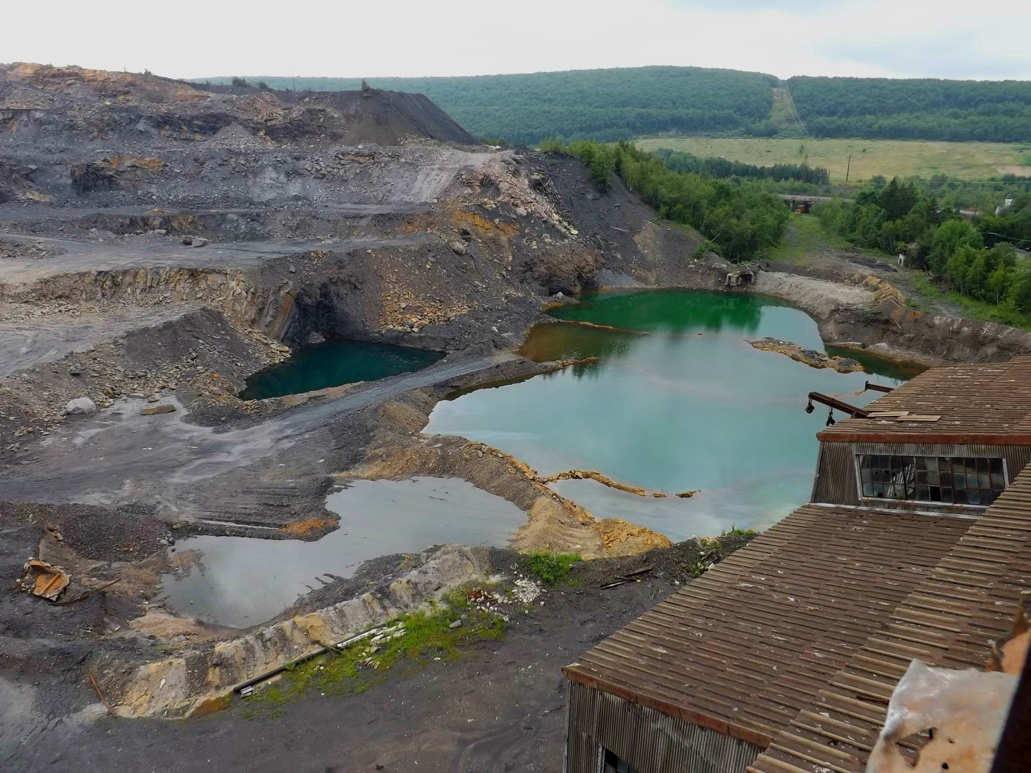 Legacy: abandoned mine impacts in Pennsylvania's Appalachia – Uneven