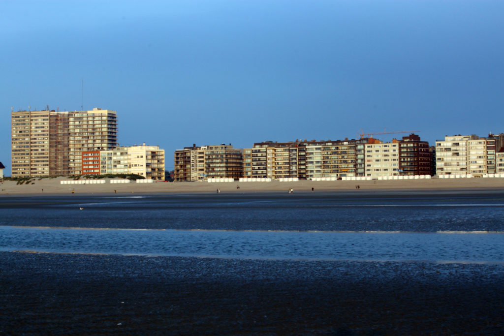 The Belgian coast. Source: Flickr